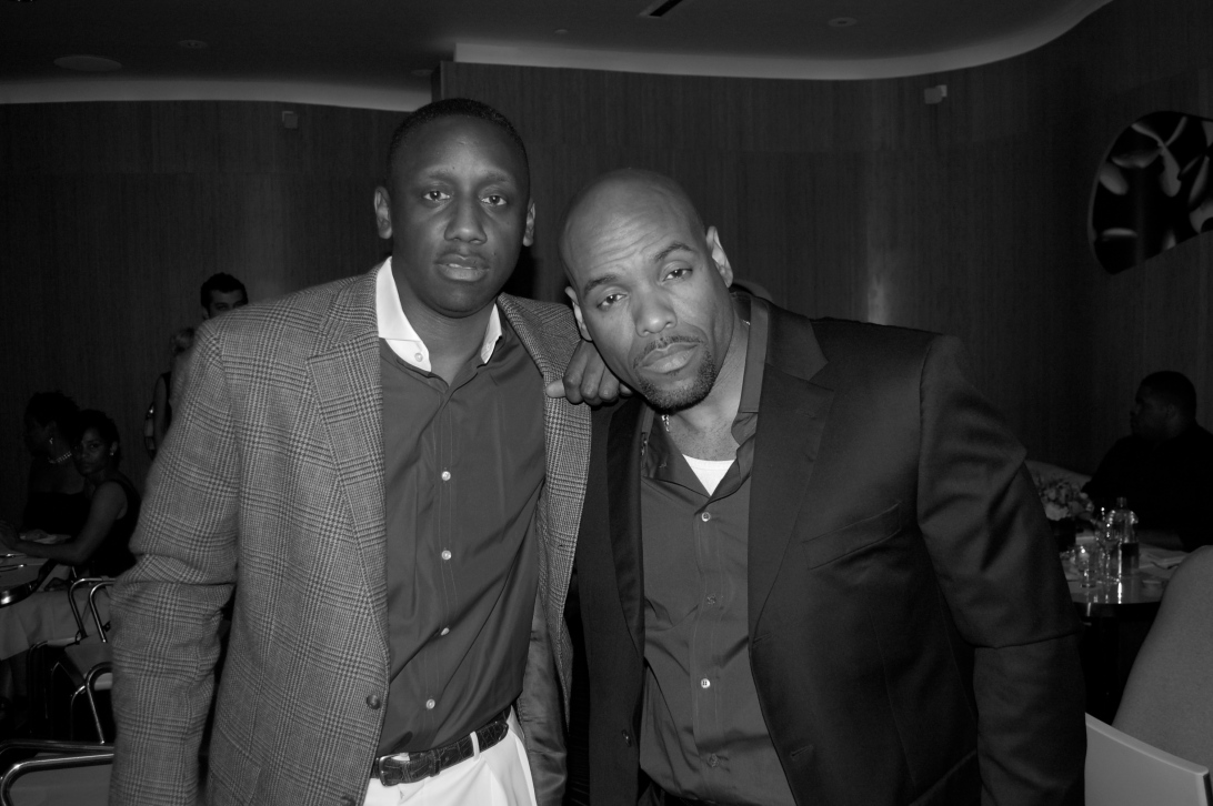 Chaka Zulu [Partner, DTP Records] & DJ Toomp [Legendary Producer]